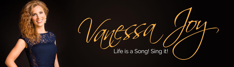 Welcome to Vanessa Joy's Website