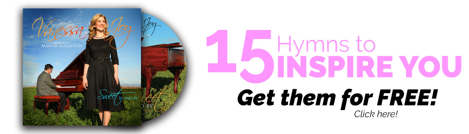 15 Hymns to Inspire You - Get them FREE!